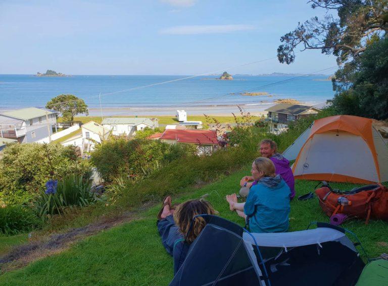 Top Tent Site